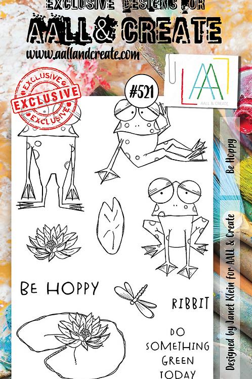 A6 Stamp set #521