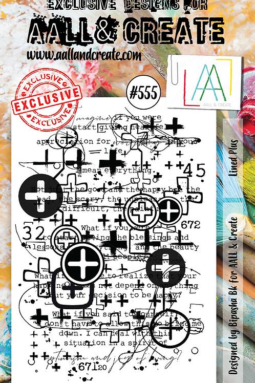 A6 Stamp set #555