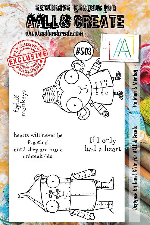 A7 Stamp set #503