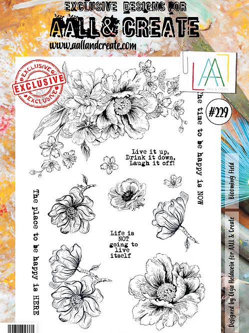 A4 stamp set #229