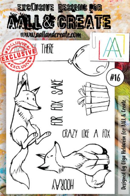 Clear Stamps #16 by Olga heldwein