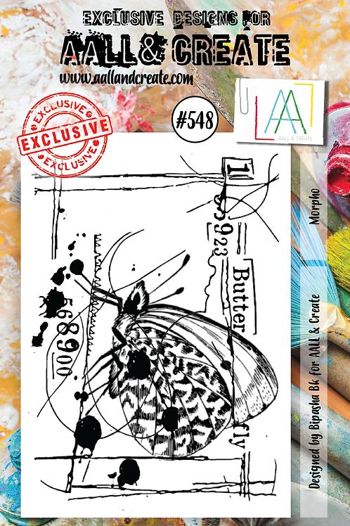 A7 Stamp set #548