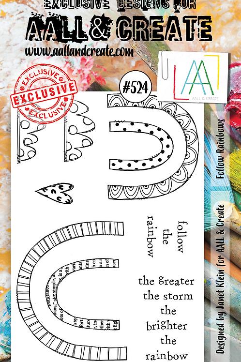 A6 Stamp set #524