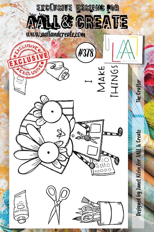 A7 Stamp set #378