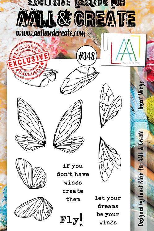A6 Stamp set #348