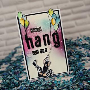 Card by Olga + Video Tutorial