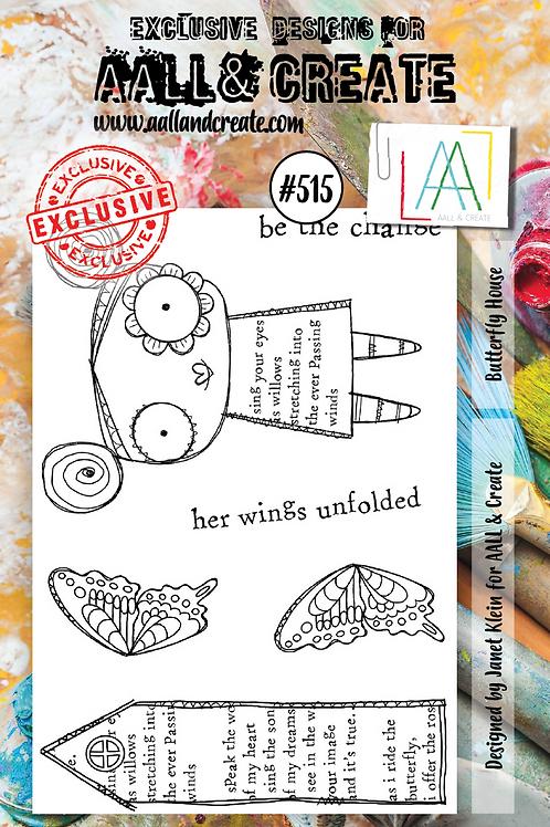 A7 Stamp set #515