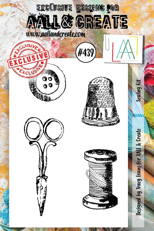 A7 Stamp set #439