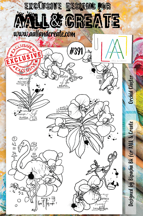 A5 Stamp set #391