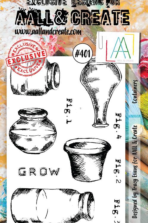 A6 Stamp set #401