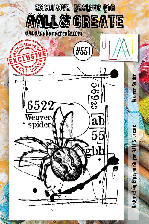 A7 Stamp set #551