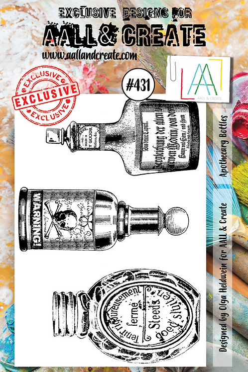 A7 Stamp set #431
