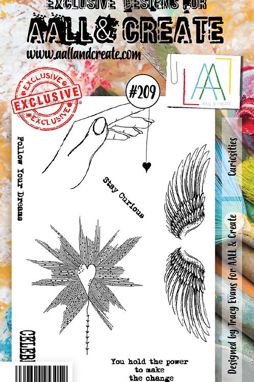 Stamp set #209