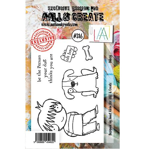A7 Stamp set #316