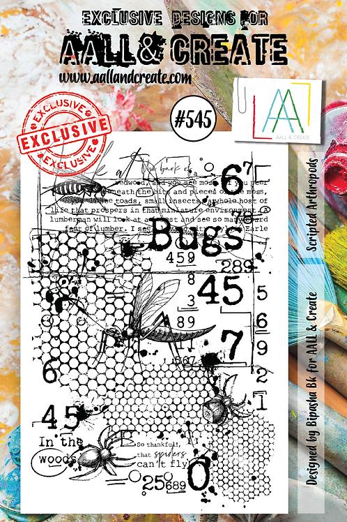 A7 Stamp set #545