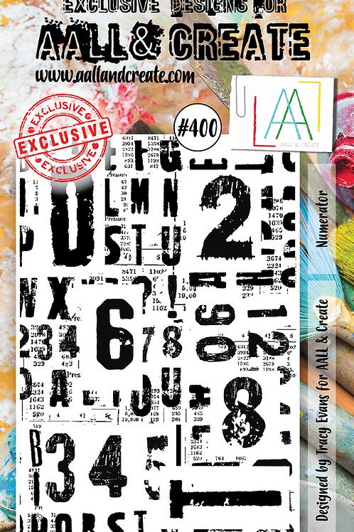 A6 Stamp set #400