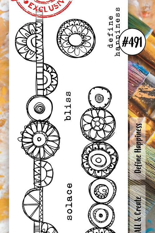 Border Stamp set #491