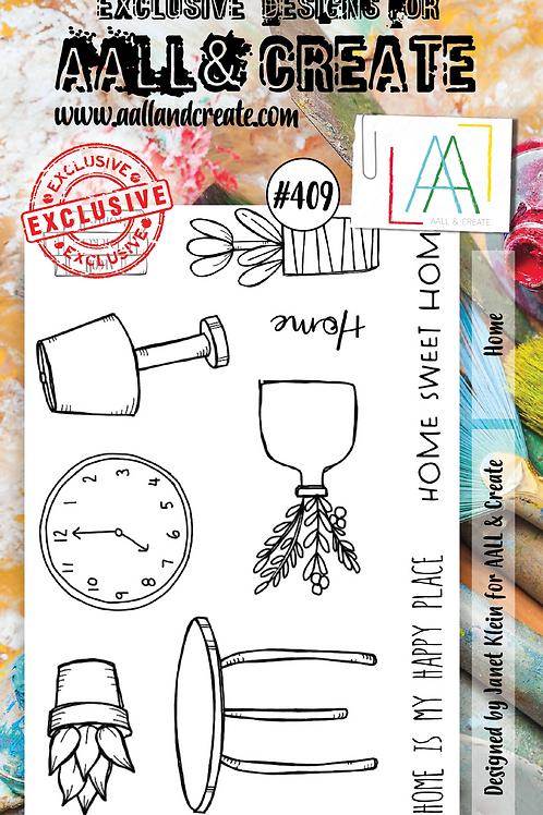 A6 Stamp set #409