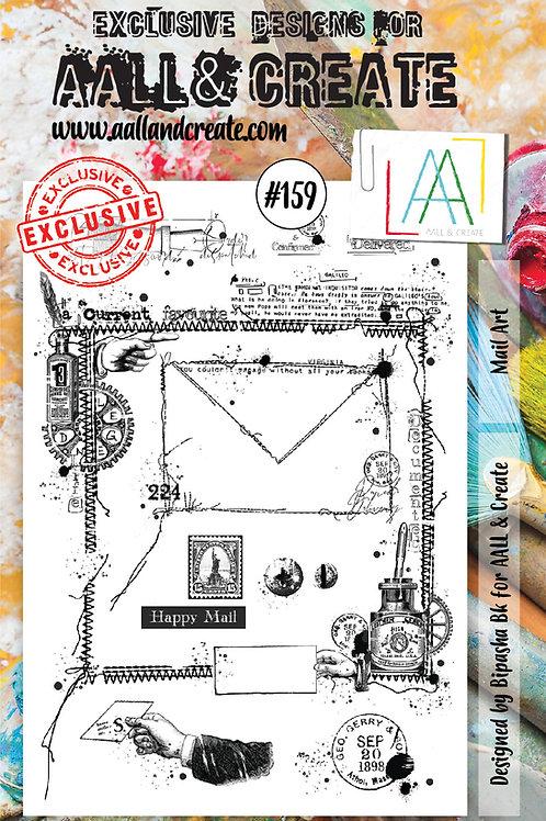 A5 Stamp set #159