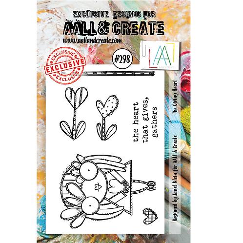 A7 Stamp set #298