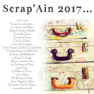 Mini ateliers ~Scrap'Ain~