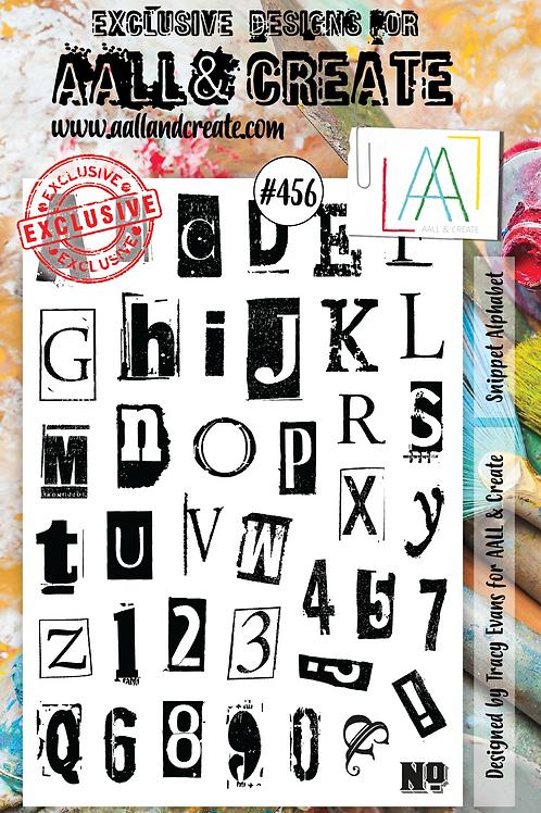 A5 Stamp set #456