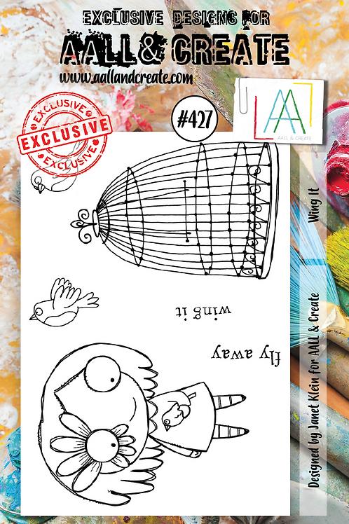 A7 Stamp set #427