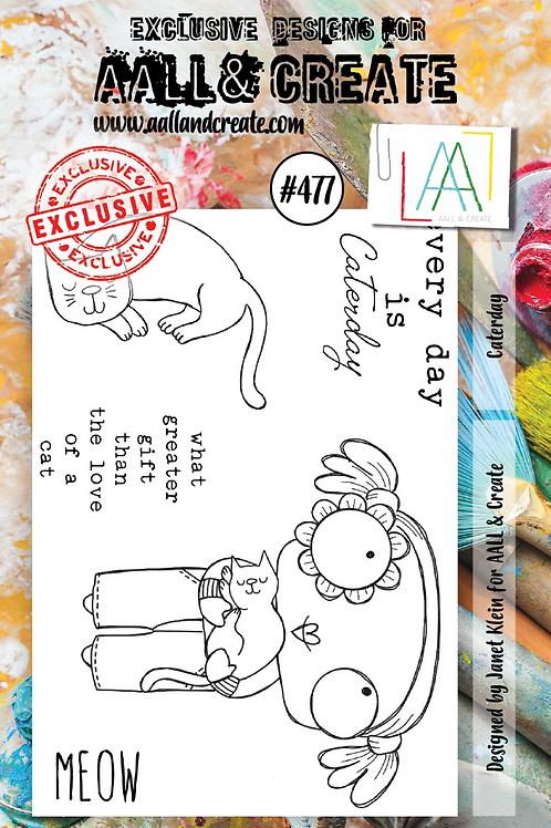 A7 Stamp set #477