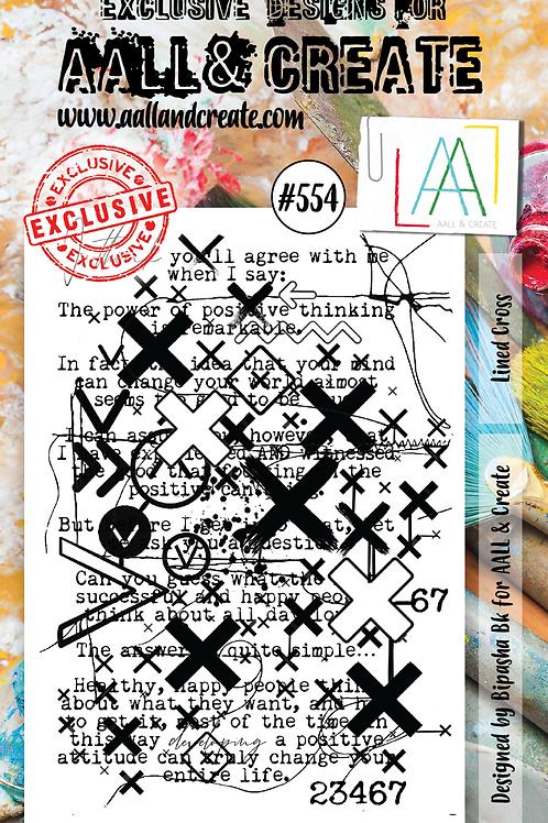 A6 Stamp set #554