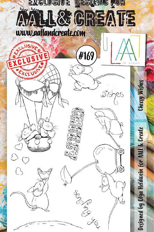A6 Stamp set #169