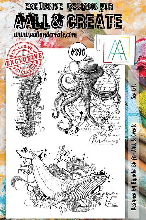 A5 Stamp set #390