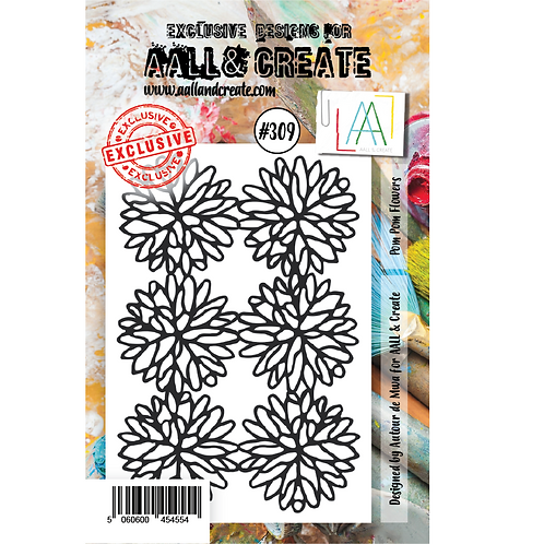 A7 Stamp set #309