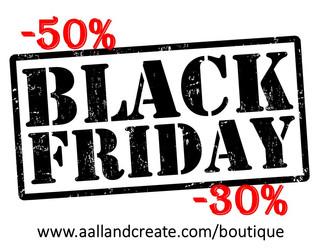 AALL & CreateBlack FridayFlash Sale!
