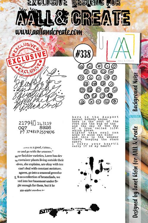 A6 Stamp set #338