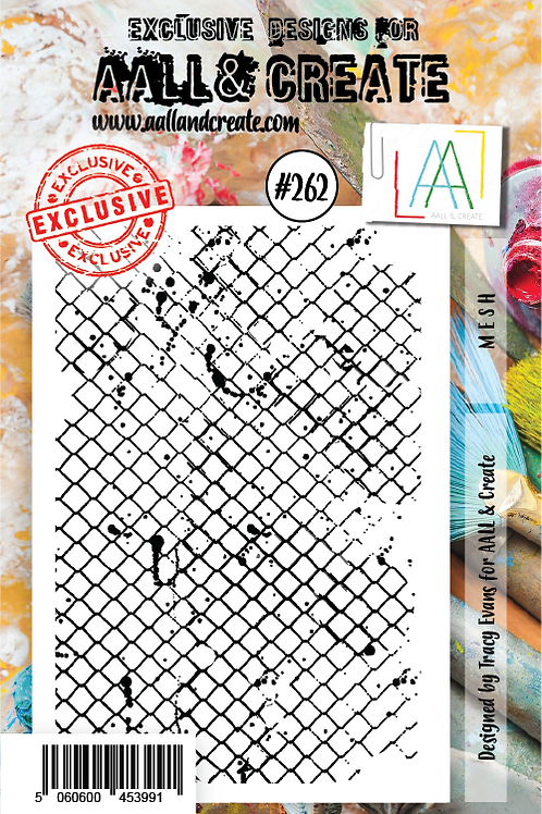 A7 stamp set #262