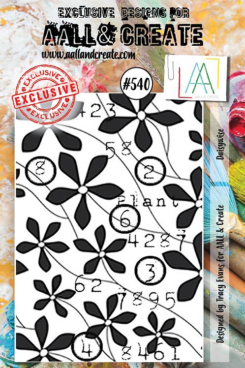 A7 Stamp set #540