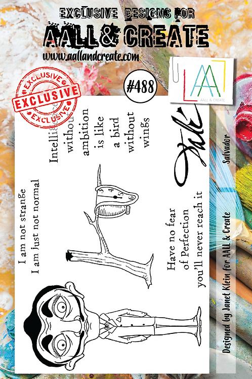 A7 Stamp set #488