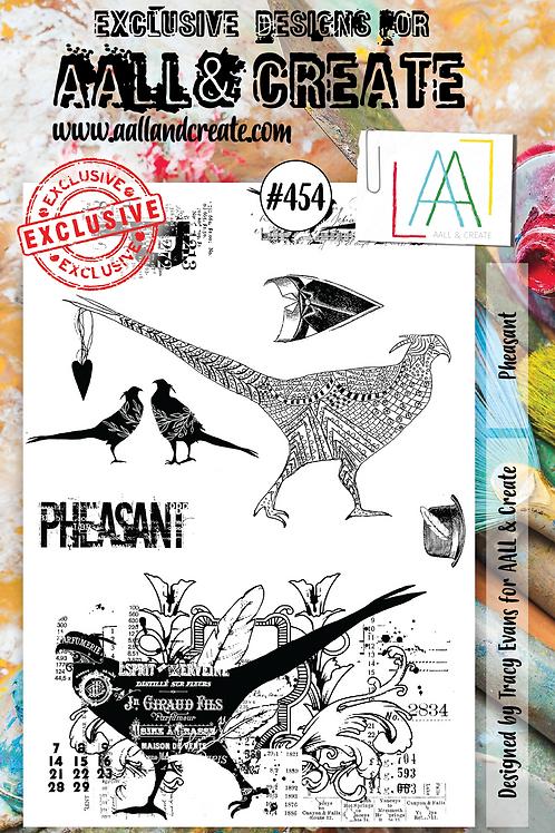 A5 Stamp set #454