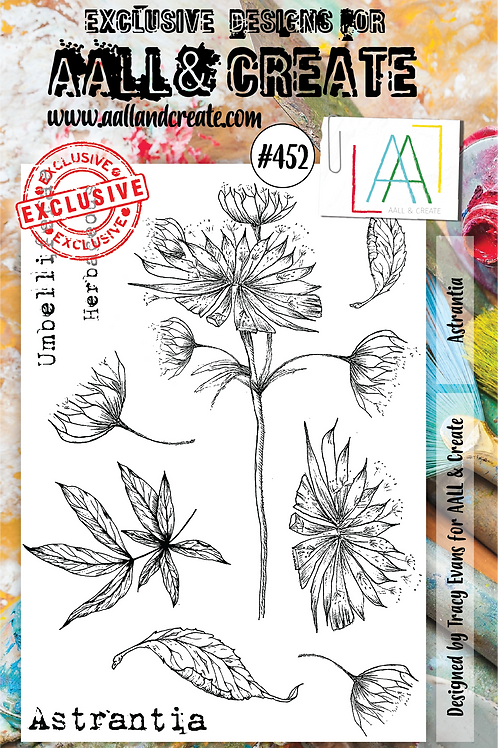 A5 Stamp set #452