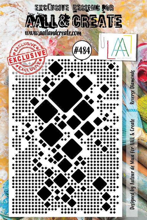A7 Stamp set #484