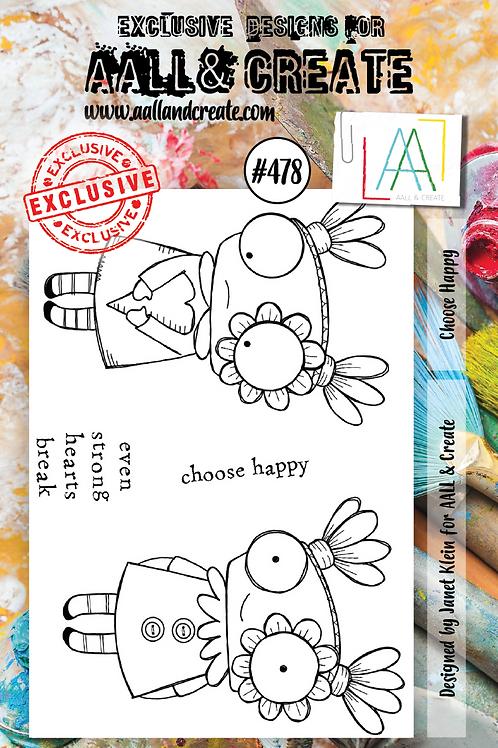 A7 Stamp set #478