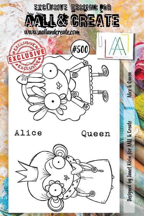 A7 Stamp set #500