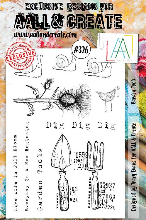 A4 Stamp set #326