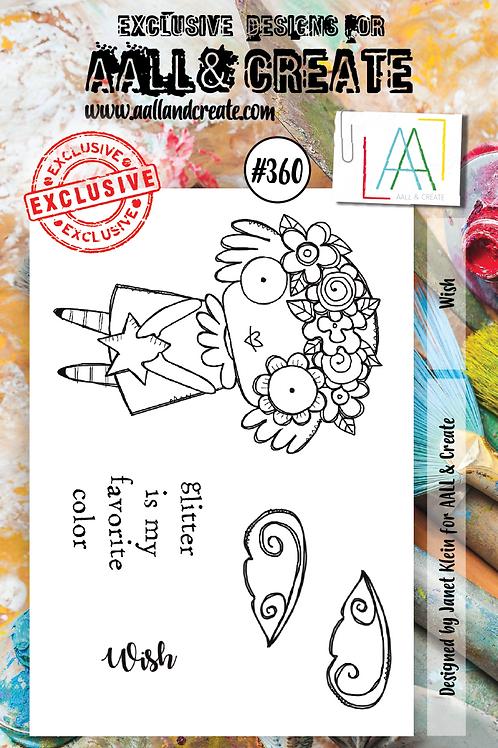 A7 Stamp set #360