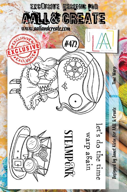 A7 Stamp set #472