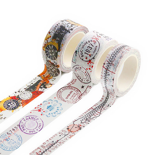 Bipasha BK Washi Tape Bundle