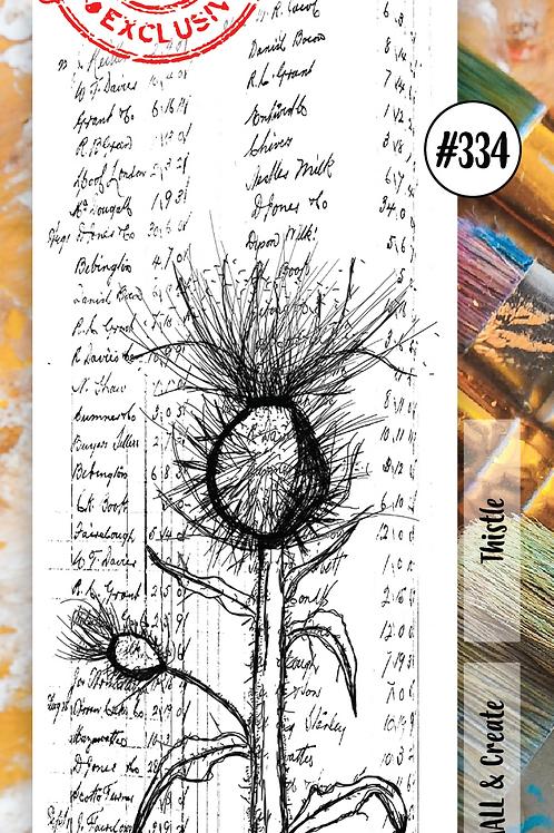 Border Stamp set #334