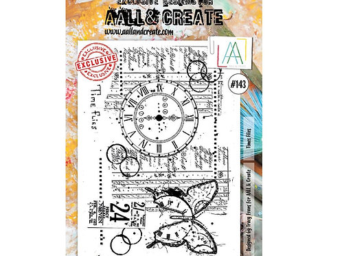A4 Stamp set #143