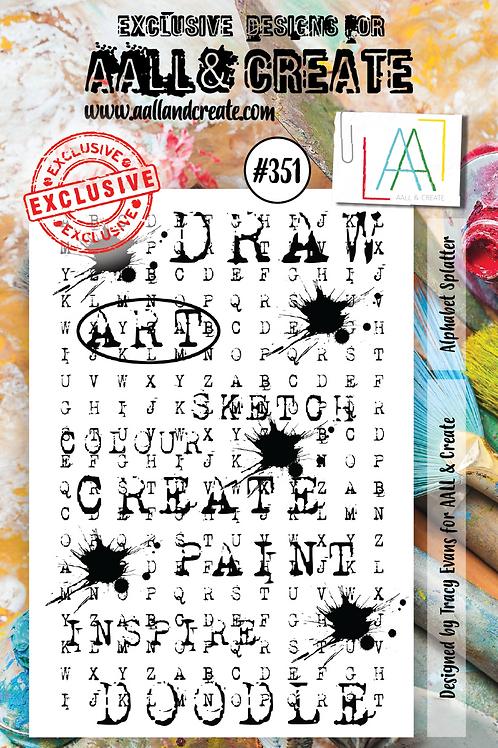 A7 Stamp set #351