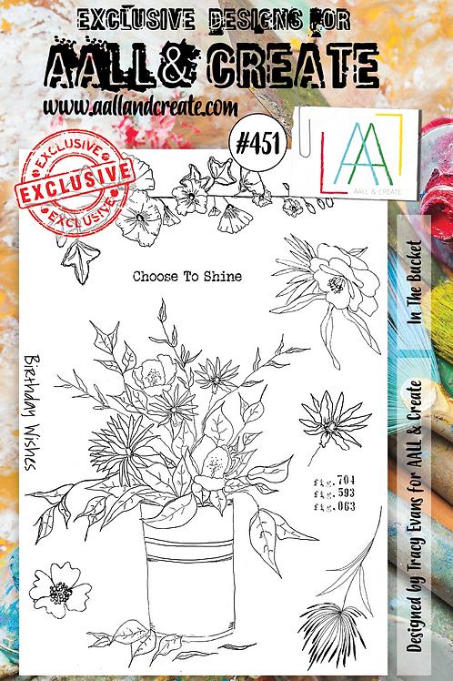 A5 Stamp set #451